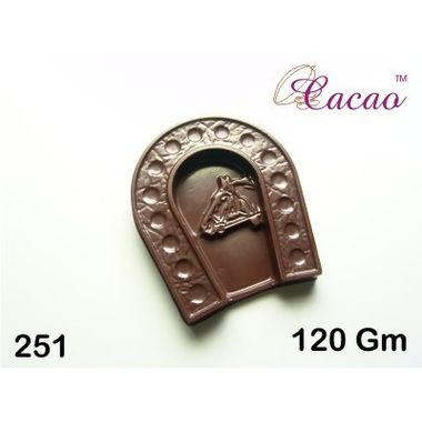Horse shoe-Chocolate Mould