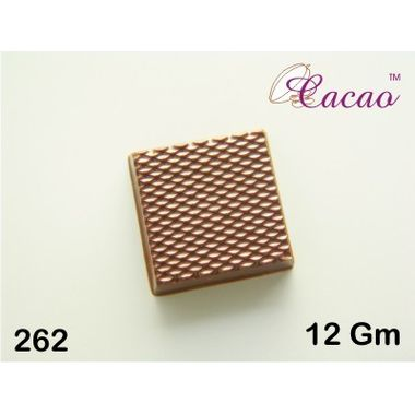 Jaali square-Chocolate Mould