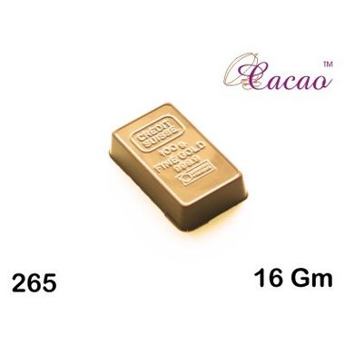 Gold biscuit-Chocolate Mould