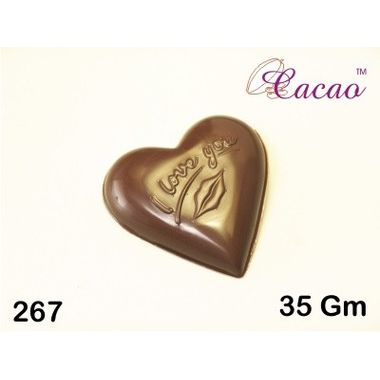 Heart 8-Chocolate Mould