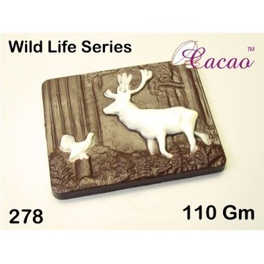 Wild life-Chocolate Mould