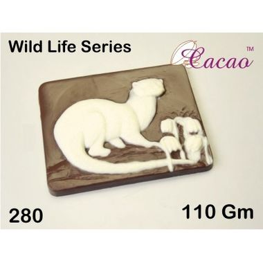 Wild life 3-Chocolate Mould