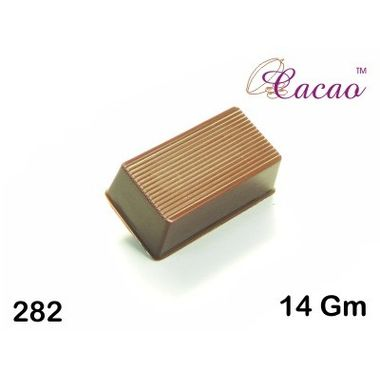 Ribbed rectangle-Chocolate Mould