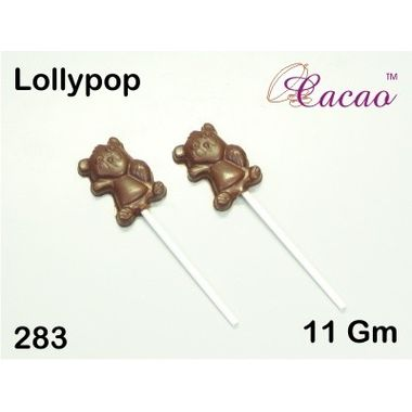 2 bear sticks-Chocolate Mould