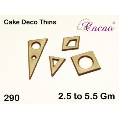 Thin decos-Chocolate Mould
