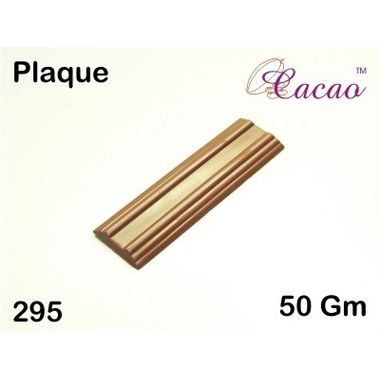 Plaque-Chocolate Mould