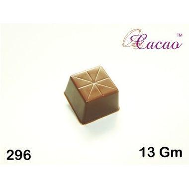 Elegant square-Chocolate Mould
