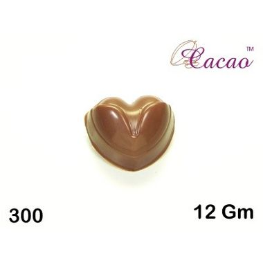 Cat eyed heart-Chocolate Mould