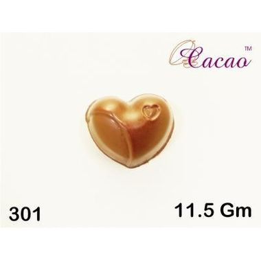 Heart 10-Chocolate Mould