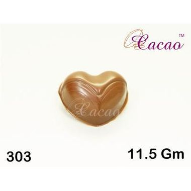 Heart 11-Chocolate Mould
