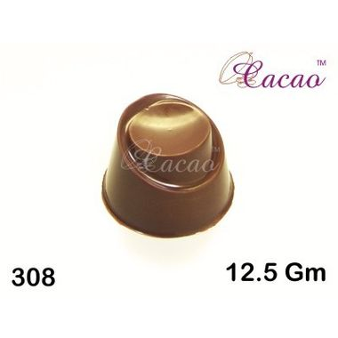 Inclined hat-Chocolate Mould