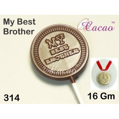 My best brother-Chocolate Mould