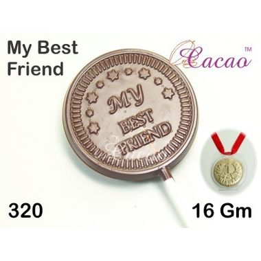 My best friend-Chocolate Mould