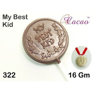 My best kid-Chocolate Mould