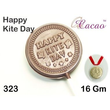 Happy kite day-Chocolate Mould