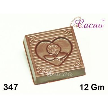 Heart square-Chocolate Mould