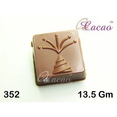 Square cracker-Chocolate Mould