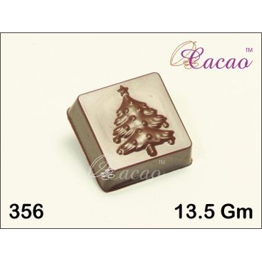 Square tree-Chocolate Mould