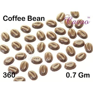 Coffee bean-Chocolate Mould