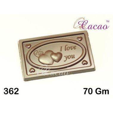 I love you 2-Chocolate Mould
