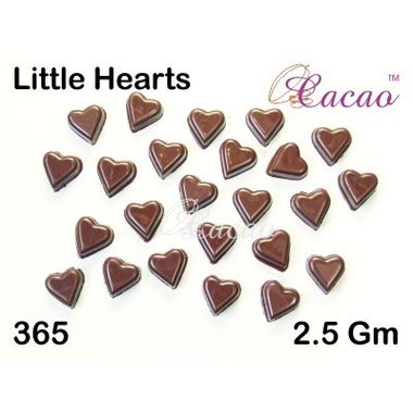 Little hearts-Chocolate Mould