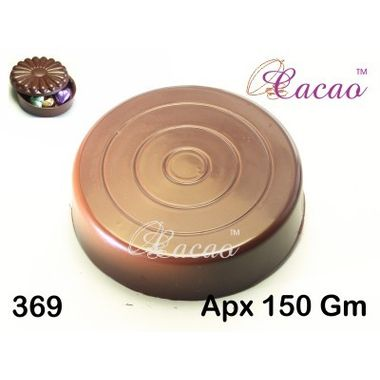Spiral round-Chocolate Mould