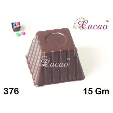 Square pyramid-Chocolate Mould
