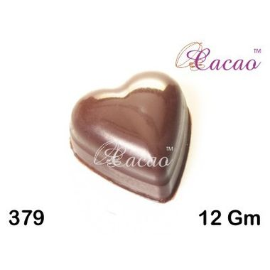 Heart 12-Chocolate Mould