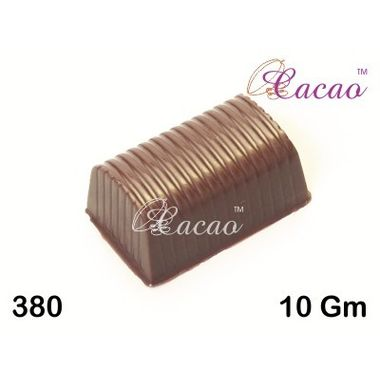 Ribbed hemisphere-Chocolate Mould