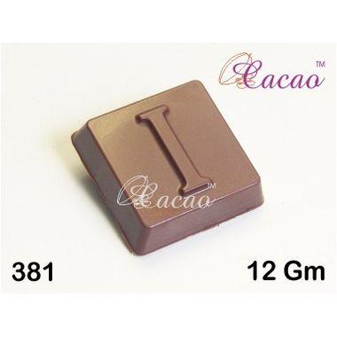 I square-Chocolate Mould