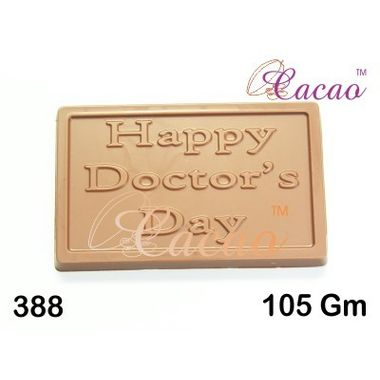 Happy doctor's day-Chocolate Mould