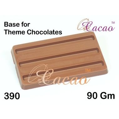 Theme chocolate base-Chocolate Mould