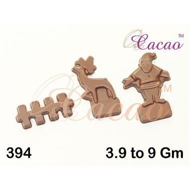 Christmas shapes-Chocolate Mould