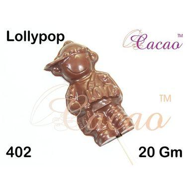 Lolly pop boy-Chocolate Mould