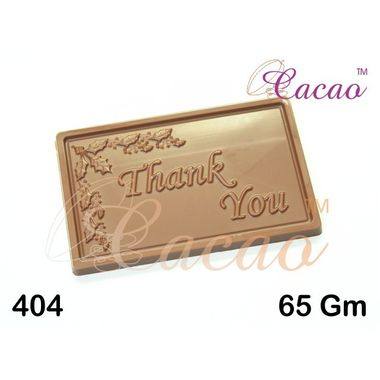 Thank you 3-Chocolate Mould