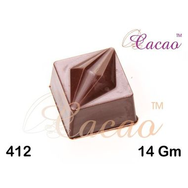 Square ring 2-Chocolate Mould