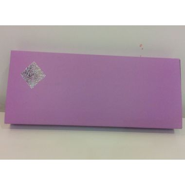 Purple Box (for chocolates) - 12 cavities