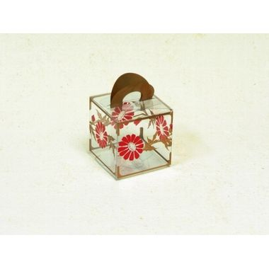 Flower Print Box (pack of 10)
