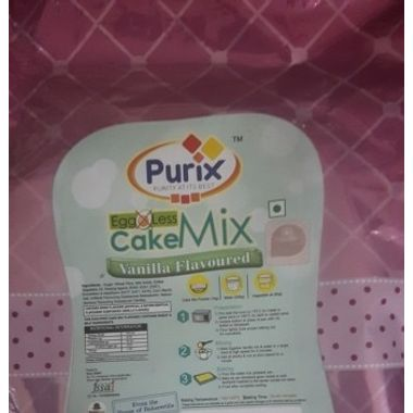 Eggless Cake Mix - Vanilla Flavoured (1Kg)