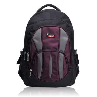 Adios Black Wine Standard Backpack