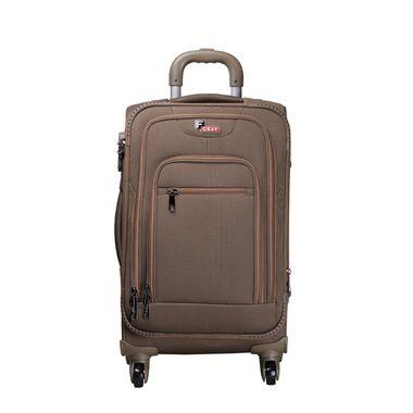 Glider Khaki  Cabin Luggage - 20 inch