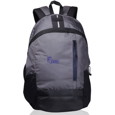 Rocco Red Black 21L Casual  Backpack
