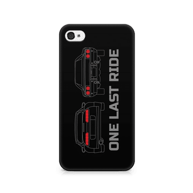 ONE LAST RIDE - Apple iPhone 4/4s | Mobile Cover