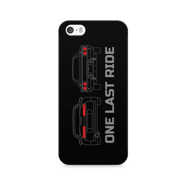 ONE LAST RIDE - Apple iPhone 5/5s | Mobile Cover