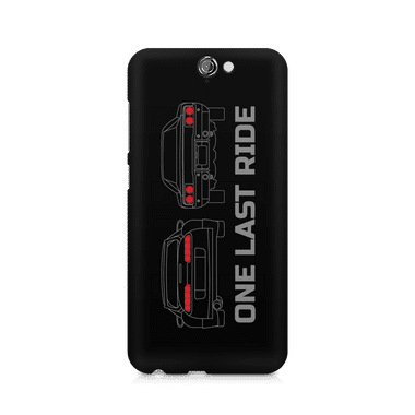 ONE LAST RIDE - HTC One A9 | Mobile Cover