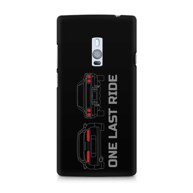 ONE LAST RIDE - OnePlus Two | Mobile Cover