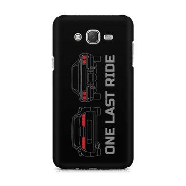 ONE LAST RIDE - Samsung J1 | Mobile Cover