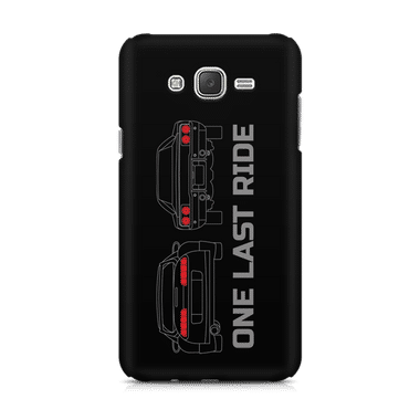 ONE LAST RIDE - Samsung J3 | Mobile Cover