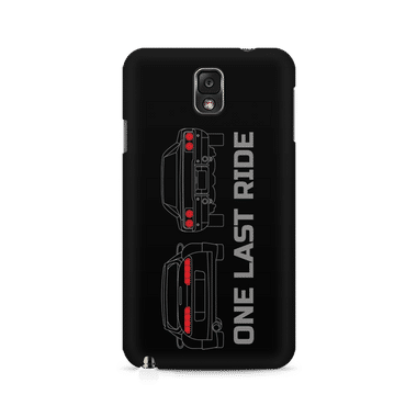 ONE LAST RIDE - Samsung Note 3 N9006 | Mobile Cover