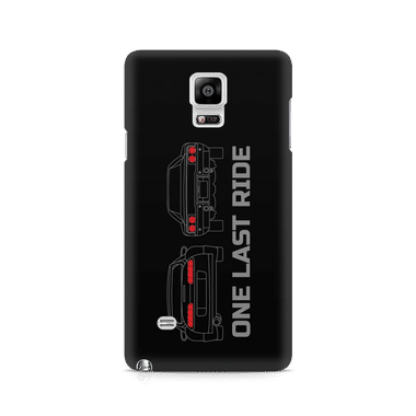 ONE LAST RIDE - Samsung Note 4 N9108 | Mobile Cover